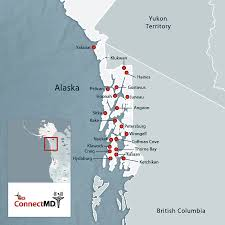 Hoonah Alaska Map by Medical Network Solutions U2014 Gci Connectmd