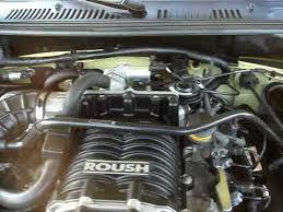 2003 roush mustang 2003 roush coddington mustang one of 48