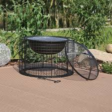 Cooking Fire Pit Designs - homemade fire pit grill image