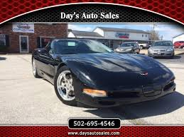2004 corvette convertible for sale used 2004 chevrolet corvette for sale in frankfort ky 40601 day s