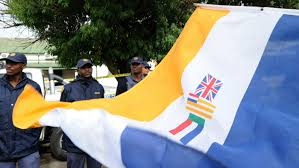 Former Flag Of South Africa South Africans Call For Apartheid Flag Ban The Week Uk