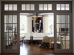 Patio Doors With Sidelights That Open Sliding French Doors Interior Interior Pocket French Doors