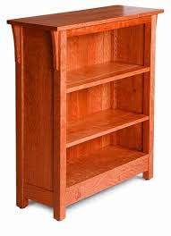 Fine Woodworking Bookcase Plans by Mission Style Bookshelves Okebuy