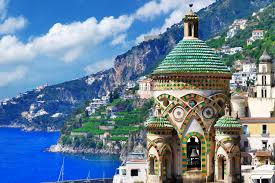 Map Of Amalfi Coast The Best Amalfi Coast Towns For Every Type Of Traveler
