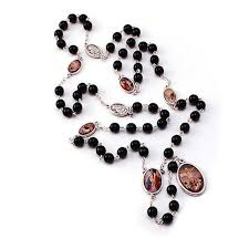 rosary of the seven sorrows the rosary chaplet of the seven sorrows jewelry