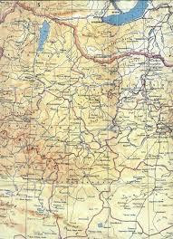 Mongol Empire Map Mapvision Mongolia Peta 2