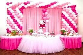 birthday decoration ideas balloon decoration ideas for birthday living room design