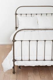 bed frames cast iron bed frame queen vintage metal bed frame