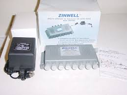 amazon com zinwell 4x8 multi switch with ac dc module model