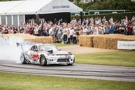 mad mike rx7 mad mike drifts goodwood festival of speed 2014 madbull