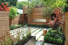 yard design small yard design ideas and narrow landscaping images space