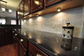 Kitchen Backsplash Ideas With Black Granite Countertops Granite Countertops And Tile Backsplash Ideas Eclectic Kitchen