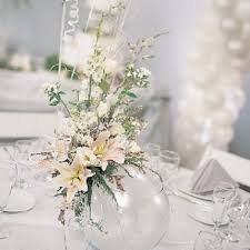Wedding Flowers Table Decorations Picture Of Inspiring Winter Wedding Centerpieces