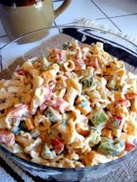 this is literally one of the most delicious cold pasta salad
