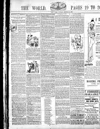 news paper writing nellie bly online nellie bly as a mesmerist
