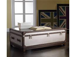 Trunk Like Coffee Table by Product 19564 Jpg Silver Steamer Trunk Coffee Thippo