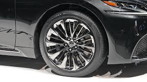 xe lexus moi nhat lexus ra mắt thế hệ ls hoàn toàn mới với hệ truyền động hybrid