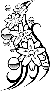 coloring pages tattoos advanced coloring pages for adults click to print image only