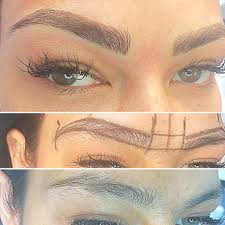 New Eyebrow Tattoo Technique Masterclass Training Permanentmakeup Co Za