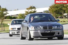 Bmw M3 E46 - 30 years of bmw m3 e46 csl motor