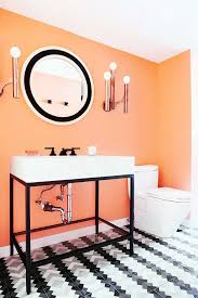 bathroom color ideas photos buh bye boring these bathroom color ideas pack a punch mydomaine