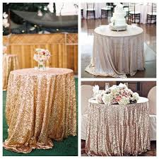 elegant table linens wholesale cheap custom made size rectangle sequin cloth sequin tablecloth