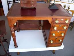Flat Top Desk Casepieces Formal American And High Style Country Furniture And