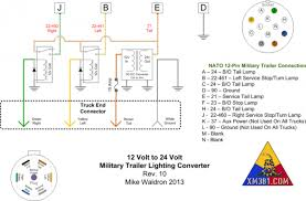 6 pin to 4 trailer adapter wiring diagram 6 pin trailer lights 9