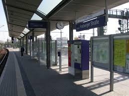 Dresden Freiberger Straße station