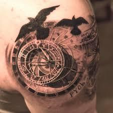 half sleeve by niki norberg design of tattoosdesign of