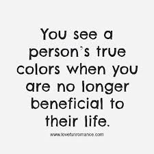 wisdom quotes a person s true colors quotes