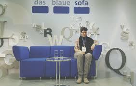 das blaue sofa drei tage auf dem blauen sofa ein rückblick buzzaldrins bücher
