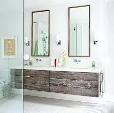 all wood bathroom vanity 24 inch reclaimed wood bathroom vanity