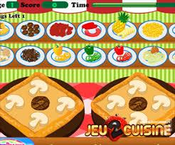 jeux cuisine gratuit cuisine