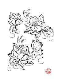 Flower Drawings Black And White - 150 best flower tattoo designs images on pinterest flower tattoo