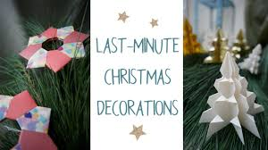 last minute christmas decorations kristina mueller skillshare