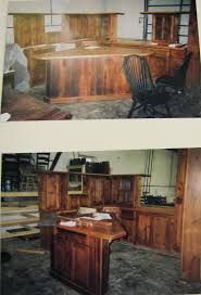cabin remodeling barn wood furniture reclaimed kitchen cabinets