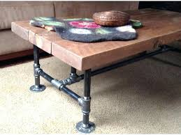 Pipe Coffee Table by Black Metal Coffee Table Round Black Metal Coffee Table Australia