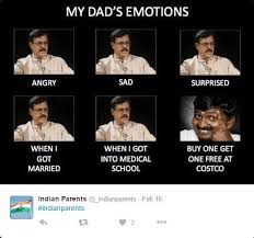 Indian Parents Memes - 15 funny tweets about growing up with indian parents that are all