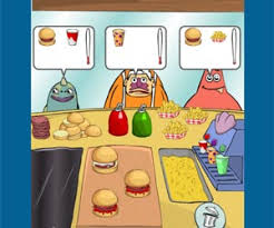 spongebob restaurant html5 play free at 85play com
