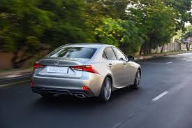 lexus is 350 price 2017 facelifted lexus is 2017 specs and pricing cars co za