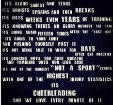 the 25 best cheer quotes ideas on cheerleading