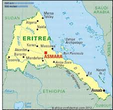 africa map eritrea eritrea browse by country africa confidential