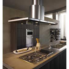 hotte industrielle cuisine hotte décorative version îlot 120 cm kcip 1210 i 851350601000 wer
