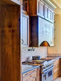 Southwestern Kitchen With A View Lori Carroll HGTV - Southwest kitchen cabinets