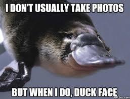 Meme Duck - duck face meme viral viral videos