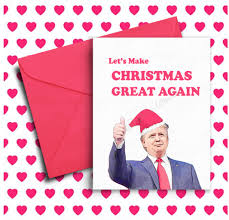 funny christmas card donald trump funny holiday card