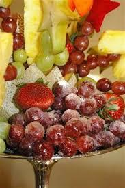 fruit bouquet tulsa catering at loughridge wedding weddingvenue tulsa oklahoma