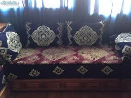 tissu pour canapé marocain tissus pour salon marocain entremuslims fr
