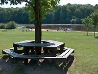 Bench Around Tree Plans Anybody Know Where A Person Could Purchase A Pre Made Table Bench
